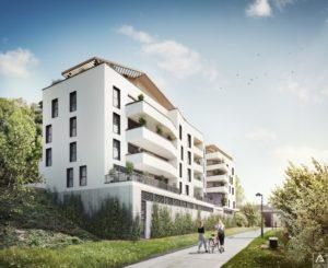 Projet promotion immobiliere Ravel à Bastogne